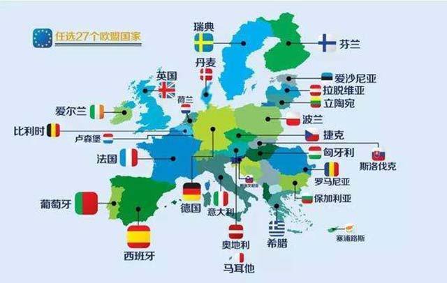 [新聞] 移民歐洲,哪個國家最容易?