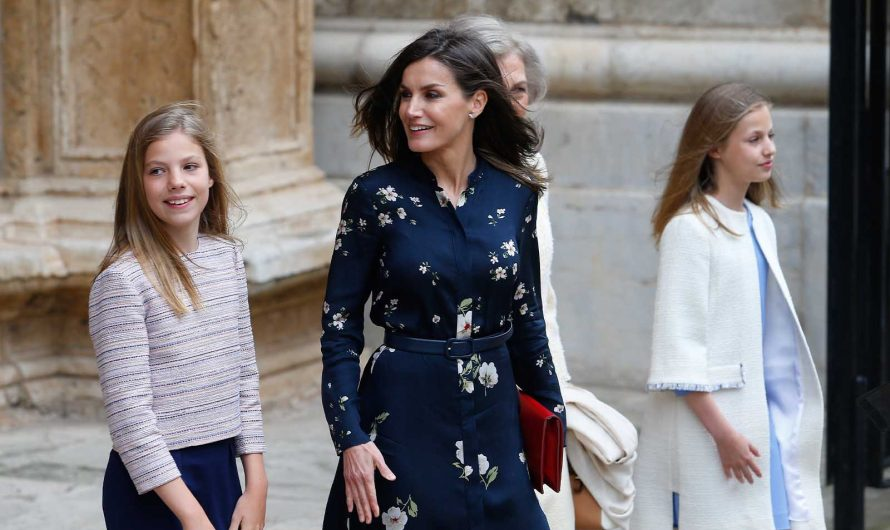 [新聞] 47歲西班牙平民皇后 用自信穿出優雅和自在