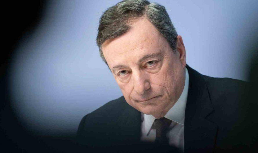 [新聞] 歐洲央行總裁德拉吉:只靠央行寬鬆不夠,歐元區國家快推財政刺激